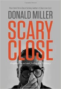 Scary Close Cover