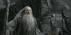 Gandalf in the Desolation
