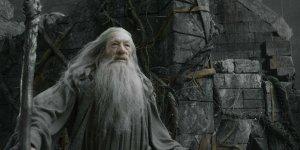 Gandalf in the Desolation