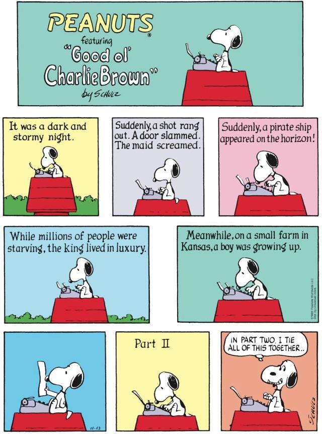 peanuts-plots