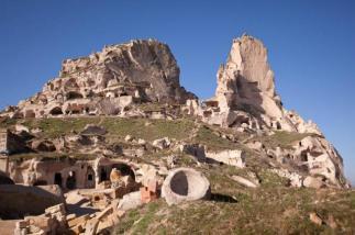 Cappadocia Ruins