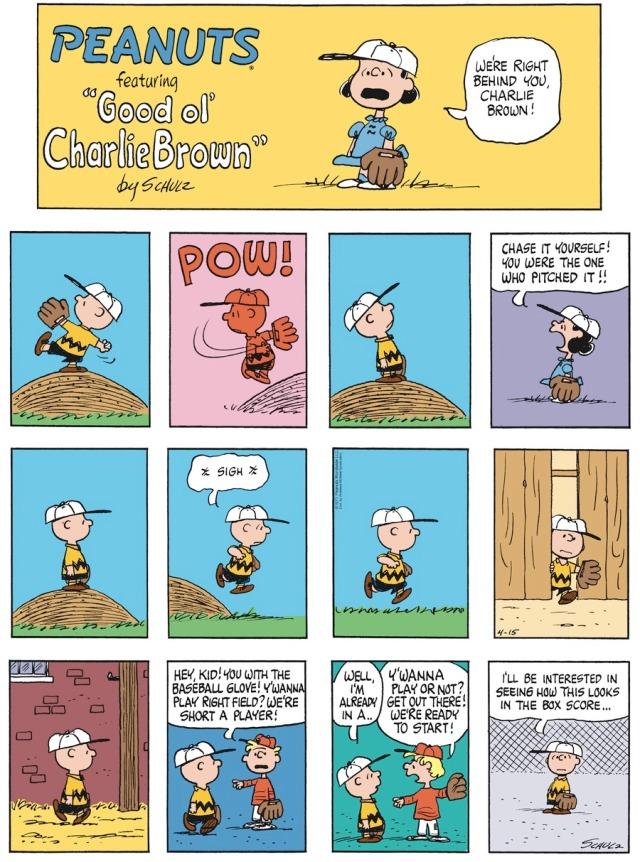 Chuck's New Field