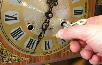 resetting clock