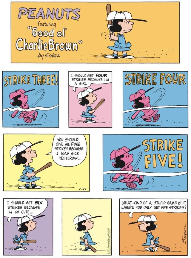 Five Strikes