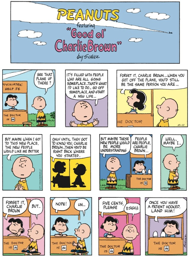 Forget It, Charlie Brown