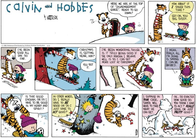 Calvin's Ethics