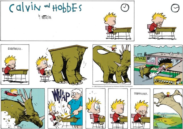 Calvin Flight
