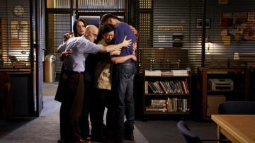 Community Final Hug