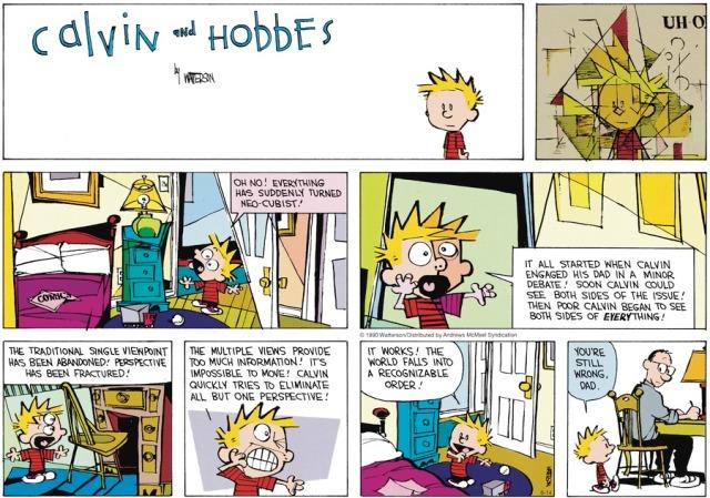 Calvin Perspective