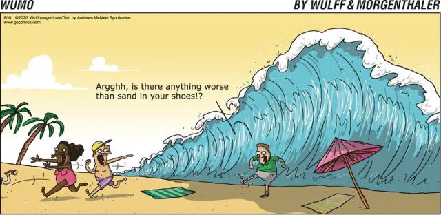 WuMo Sandals
