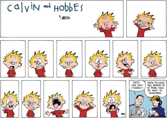 Calvin's Portraits