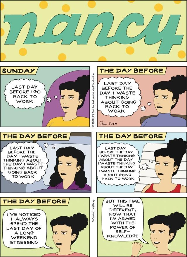Nancy Sunday