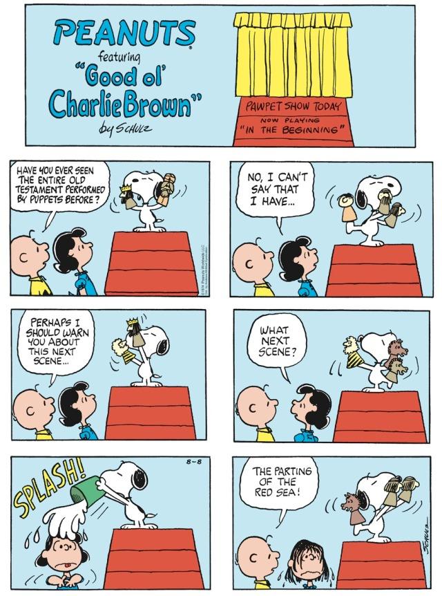 Peanuts Splash